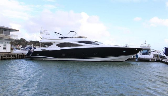 Fantasia of London Charter Yacht - 5