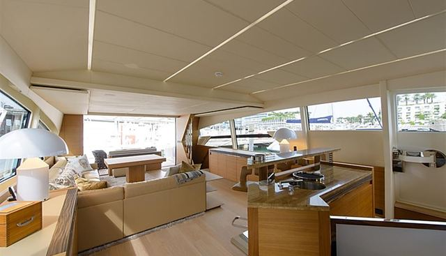 Coal Blooded Charter Yacht - 6