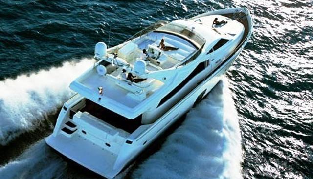 Debra One Charter Yacht - 3