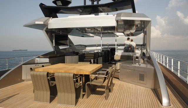 Tee-Dje Charter Yacht - 2