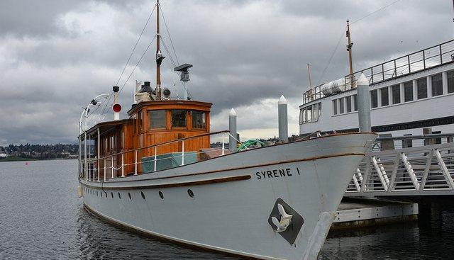 Syrene I Charter Yacht