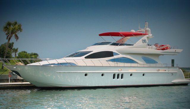 Joe Cool Charter Yacht
