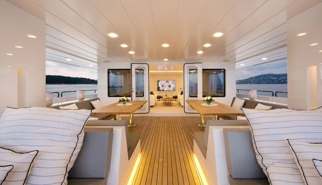 Siempre Charter Yacht - 6