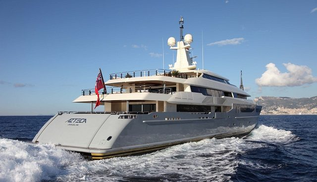 Azteca Charter Yacht - 5