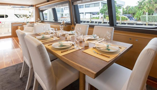 La Pace Charter Yacht - 7