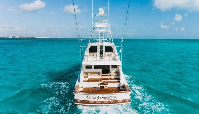Seven Thunders Charter Yacht - 6