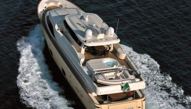 Ziacanaia Charter Yacht - 3