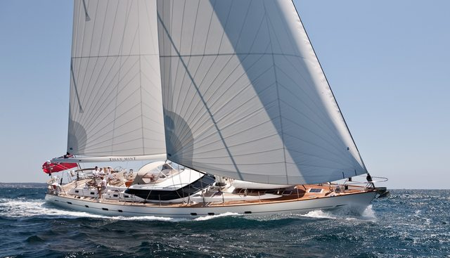 Tilly Mint Charter Yacht