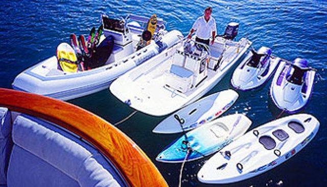 Huntress Charter Yacht - 4
