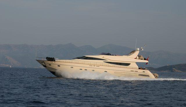 Basmalina Charter Yacht