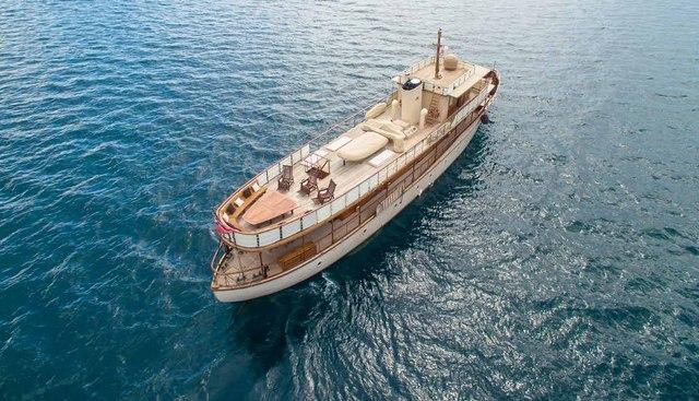Over The Rainbow Charter Yacht - 2