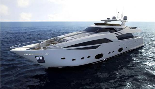 Infinitas Charter Yacht