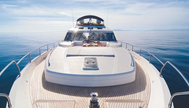 Catherine Charter Yacht - 2
