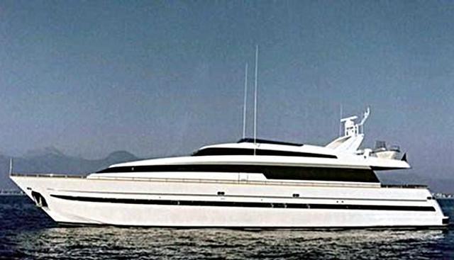 Visotta Charter Yacht