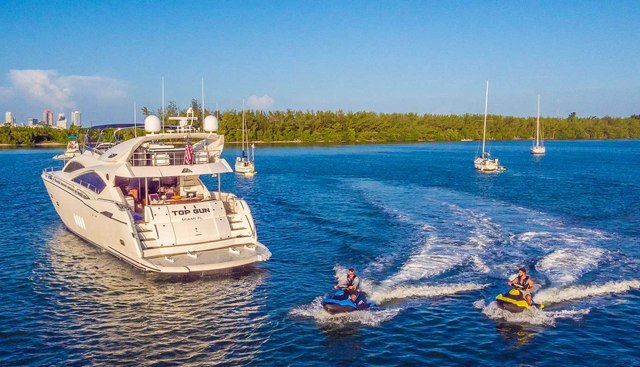 Why Knot Charter Yacht - 5
