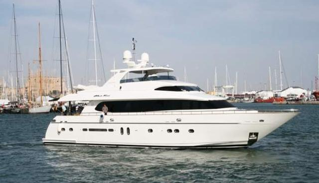 Mak Charter Yacht