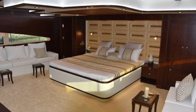AS130 Charter Yacht - 7