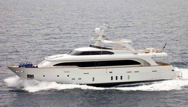 La Chilonga II Charter Yacht