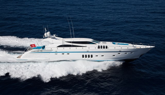 Kidi One Charter Yacht
