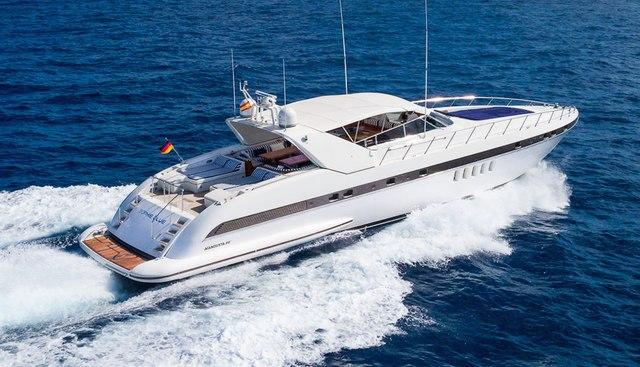 Minu Luisa Charter Yacht - 4