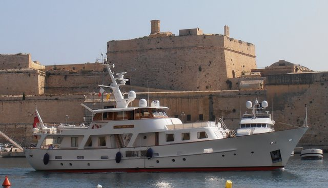 Five Angels Charter Yacht