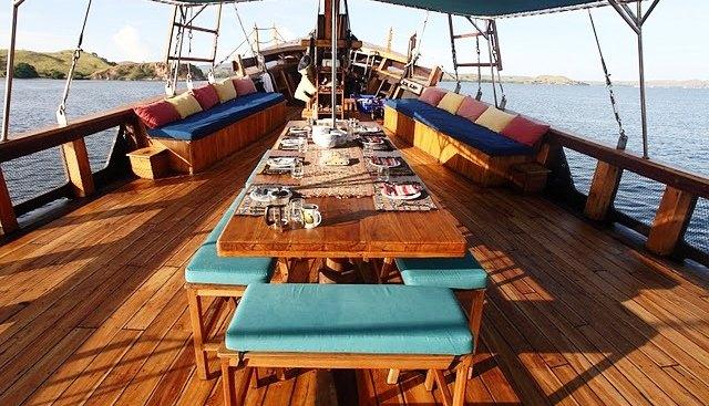 Tiger Blue Charter Yacht - 3