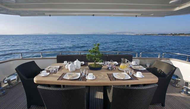 Habano Charter Yacht - 4