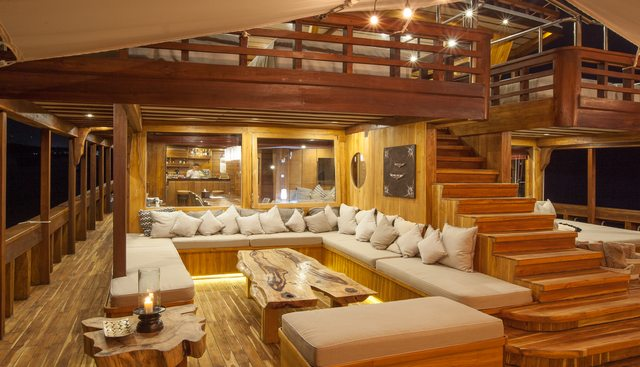 Prana Charter Yacht - 8