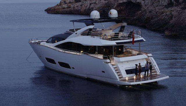 High Energy Charter Yacht - 2