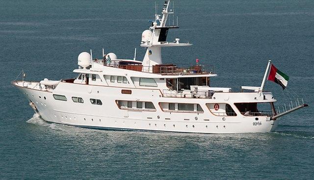 Um Hurair Charter Yacht - 3