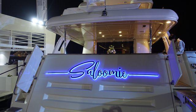 Saloomie Charter Yacht - 5