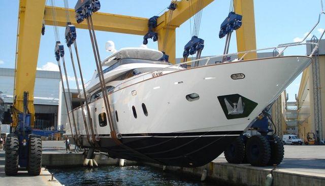 Efficient Propulsion Charter Yacht - 2