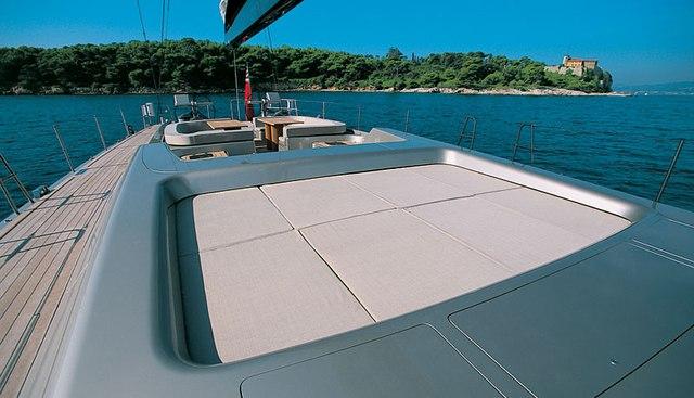 Dark Shadow Charter Yacht - 2