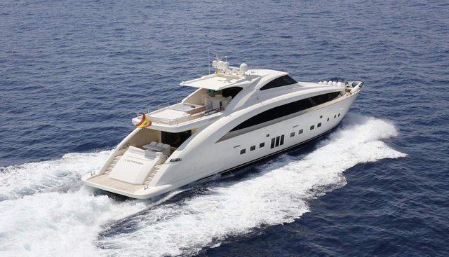 Il Gattopardo Charter Yacht