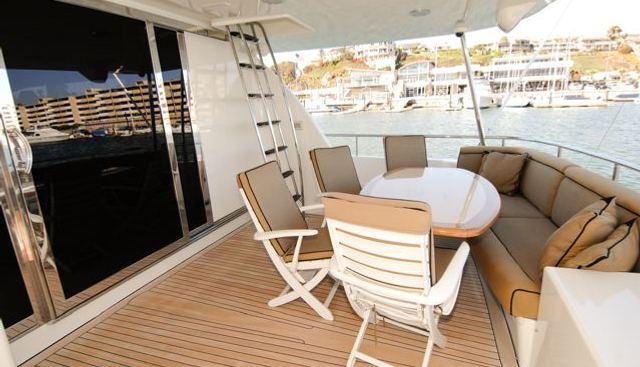 Bad Habit Charter Yacht - 3