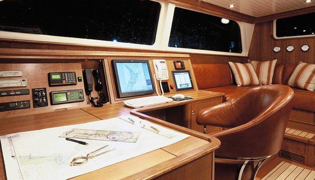 Paliador Charter Yacht - 4