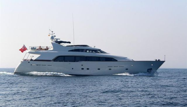 Lady Mikki Charter Yacht