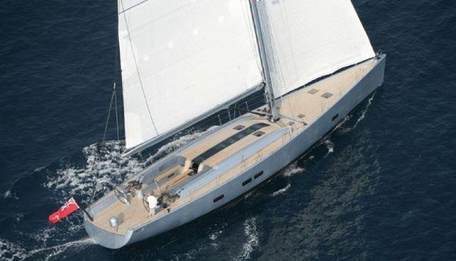 Ryokan 2 Charter Yacht - 3