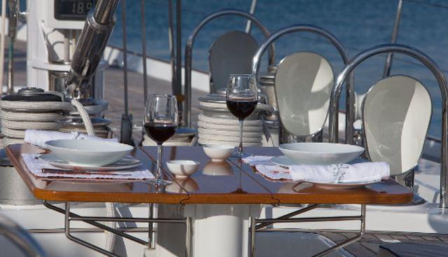Metolius Charter Yacht - 3