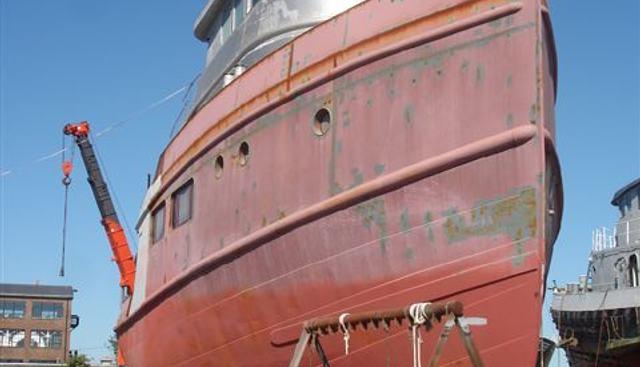 Sea Monster Charter Yacht - 2