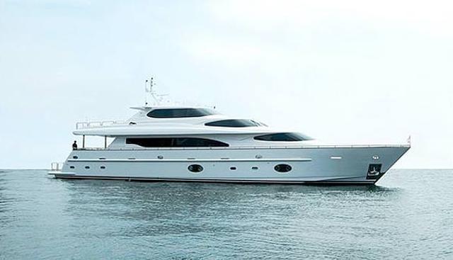 Siempre Norte Charter Yacht