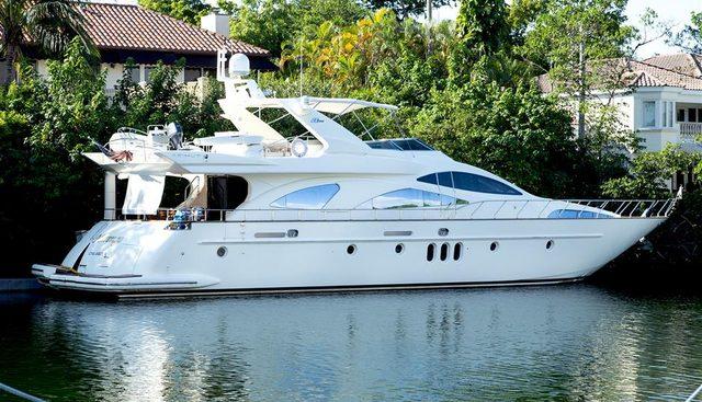 Azure Charter Yacht