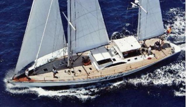 Alaia Charter Yacht - 2