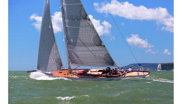 Spirit of Galatea Charter Yacht - 2