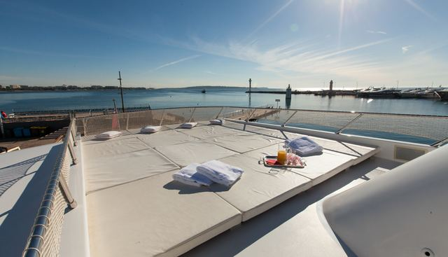 Antares of Britain Charter Yacht - 2