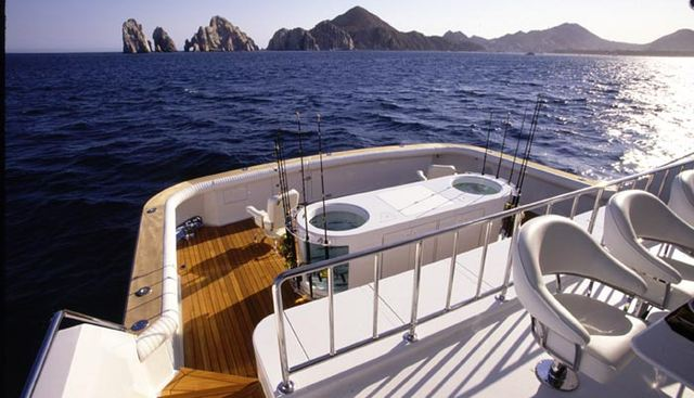 American Made Charter Yacht - 5