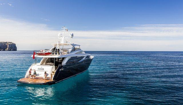 Kohuba Charter Yacht - 5