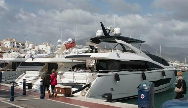After 8 II Charter Yacht