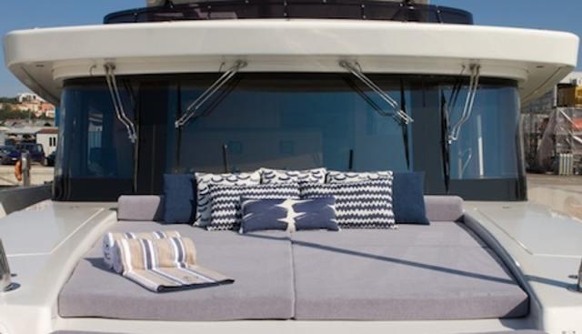 Rosey Charter Yacht - 6