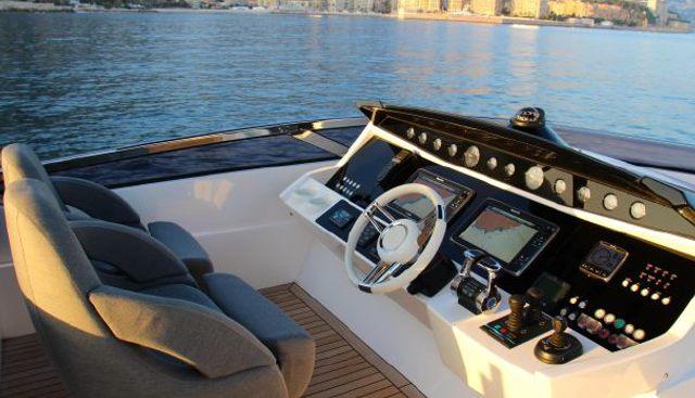 Eck Charter Yacht - 8